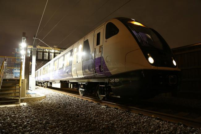 London's Crossrail says rail link opening delayed by nearly a year