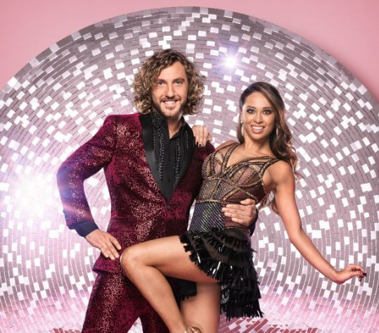 Seann Walsh apologises for kissing married Strictly Come Dancing partner Katya Jones